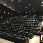 movie theatre upgrade