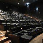 movie theatre upgraded